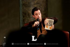 """Lançamento do Livro """"Fruta do Chão"""", de João Pedro Porto"""