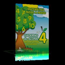 Matemática Passo a Passo – Caderno do Aluno para o 4º Ano de Escolaridade