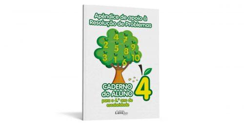Apêndice de apoio à Resolução de Problemas - Caderno do Aluno para o 4º ano de escolaridade