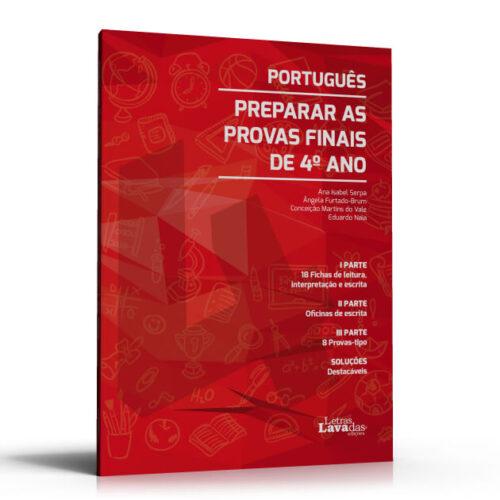 Português - Preparar as Provas Finais de 4º Ano