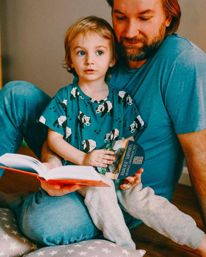 Livros para oferecer no Dia do Pai